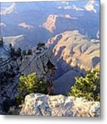 Grand Canyon 18 Metal Print
