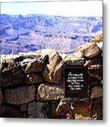 Grand Canyon 35 Metal Print