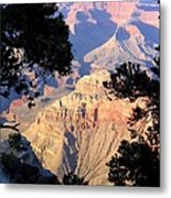 Grand Canyon 60 Metal Print