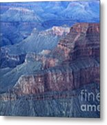 Grand Canyon Grandeur Metal Print