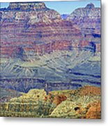 Grand Canyon Landscape II Metal Print