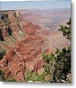 Grand Canyon National Parc Usa  Metal Print by Audrey Campion