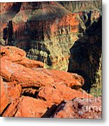 Grand Canyon North Rim Metal Print