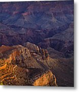 Grand Canyon Panorama Metal Print by Andrew Soundarajan