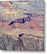 Grand Canyon Rock Formations IIi Metal Print