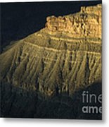 Grand Canyon Silence Metal Print