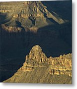 Grand Canyon Vignette 2 Metal Print