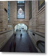 Grand Central Interior Metal Print