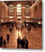 Grand Central Terminal Metal Print