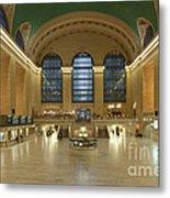 Grand Central Terminal I Metal Print