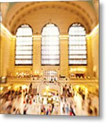 Grand Central Terminal New York City Metal Print