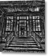 Grand Entrance Metal Print