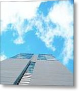Grand Hyatt San Antonio Metal Print