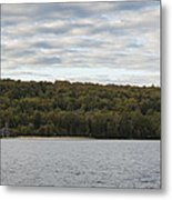 Grand Island E Channel Lighthouse 5 Metal Print