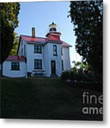 Grand Traverse Lighthouse Metal Print