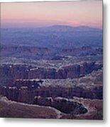 Grand View Point - Utah Metal Print by Andrew Soundarajan