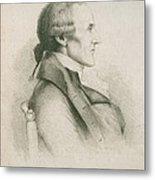 Granville Sharp 1735-1813, English Metal Print by Everett