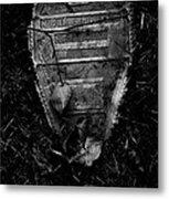 Gravestone Metal Print