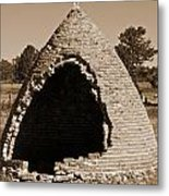 Graveyard Dome Metal Print