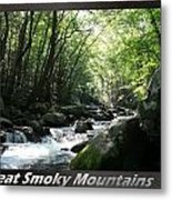 Great Smoky Mountains National Park 10 Metal Print