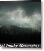 Great Smoky Mountains National Park 9 Metal Print