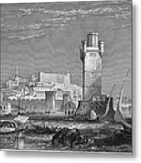 Greece: Rhodes, C1850 Metal Print