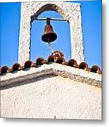 Greek Church Metal Print
