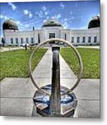 Griffith Observatory 1 Metal Print