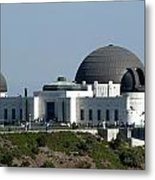 Griffith Observatory II Metal Print