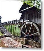 Grist Mill 1 Metal Print