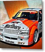 Group C Vk Commodore Metal Print