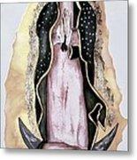 Guadalupe Metal Print by Myrna Migala