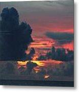Guamanian Sunset 1 Metal Print