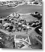 Guantanamo Bay Naval Base Metal Print