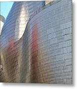 Guggenheim Museum Bilbao - 2 Metal Print