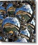 Guggenheim Museum Bilbao - 4 Metal Print