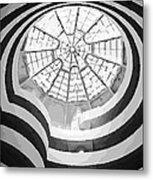 Guggenheim Museum Bw16 Metal Print