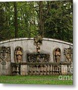 Guildwood Park Statute Metal Print