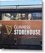 Guinness Storehouse Dublin - Ireland Metal Print