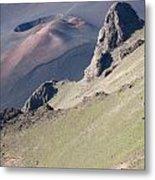 Haleakala Cinder Cone 2 Metal Print