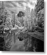 Half Dome Metal Print by LiorDrZ© Photography