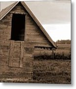 Half Way House Metal Print