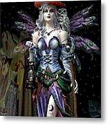 Halloween Fantasy Metal Print