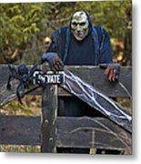 Halloween Goblin Metal Print