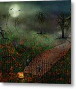 Halloween - One Hallows Eve Metal Print