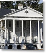 Hampton Plantation Metal Print by Paulette Thomas
