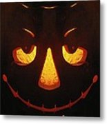 Happy Halloween Metal Print