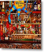 Happy Hour . 7d14187 Metal Print by Wingsdomain Art and Photography