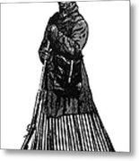 Harriet Tubman (c1823-1913) Metal Print