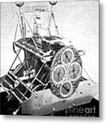 Harrisons First Marine Timekeeper Metal Print by Photo Researchers